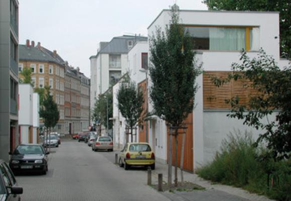 Straßenraumgestaltung in Leipzig-Connewitz