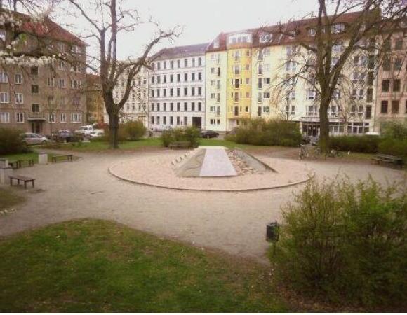 Wohnumfeldverbesserung in der Leipziger Südvorstadt