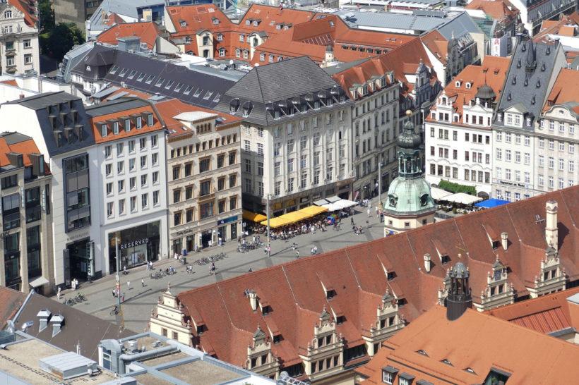 Autoarme Innenstadt Leipzig