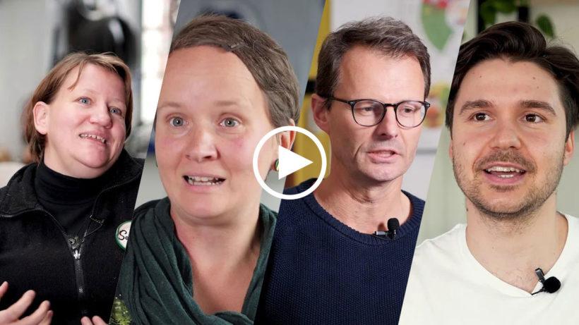 Videoporträts der Preisträger des Leipziger Zukunftspreises 2020