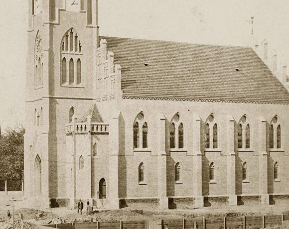 Umnutzung der Friedenskirche in Leipzig
