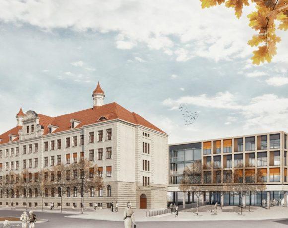 Quartiersschule für den Leipziger Osten