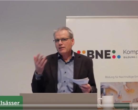 BNE-Kompetenzzentrum – digitale Auftakttagung